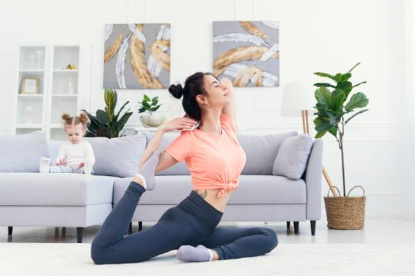 Hábitos saudáveis durante a quarentena