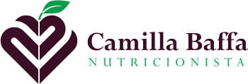 Logo Camilla Baffa Nutricionista