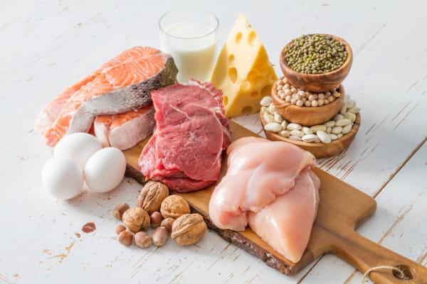 Proteína na dieta: benefícios e o que comer